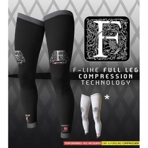 Full leg kompresné návleky na nohy