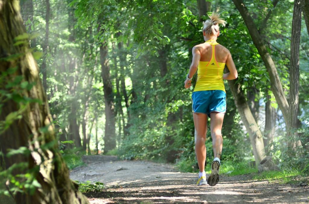silový tréning pre bežcov