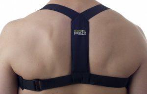 pás na správne držanie tela