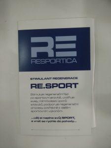 vzorka RESPORT